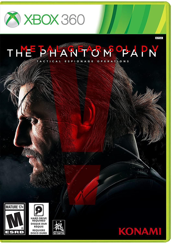 Metal Gear Solid V 5