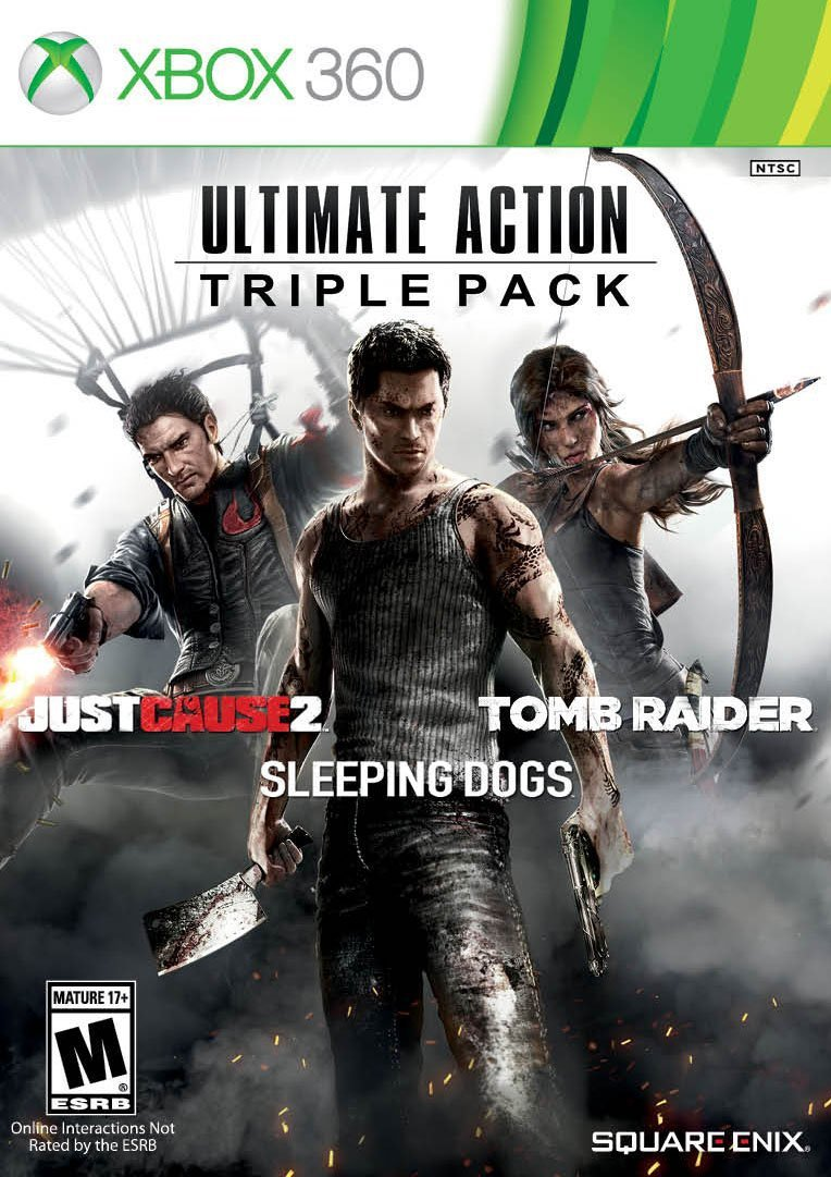 Ultimate Action : Just Cause 2
