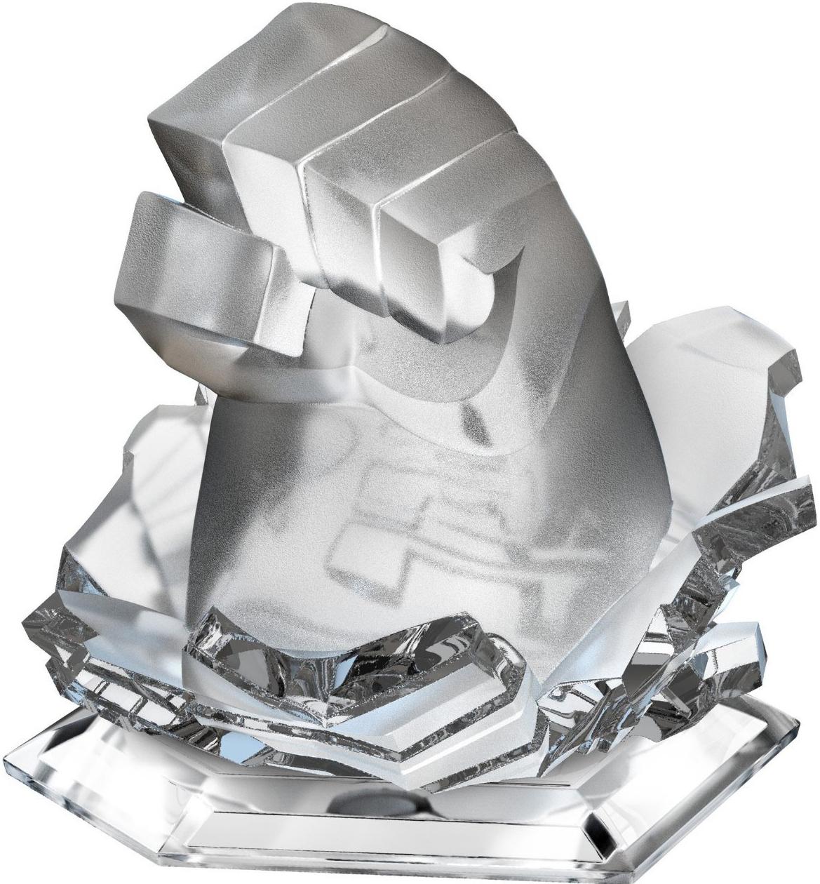 Battlegrounds Play Set Crystal