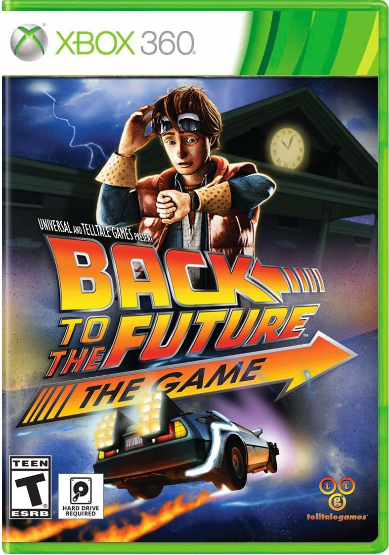 Back to the Future:The Game
