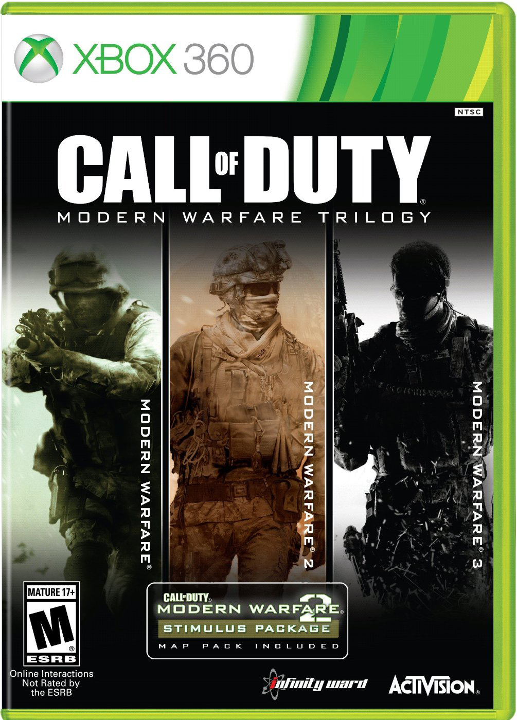 Call of Duty: MW Trilogy