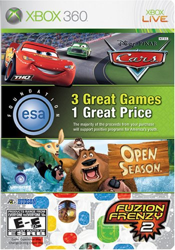 Foundation ESA 3 Great Games