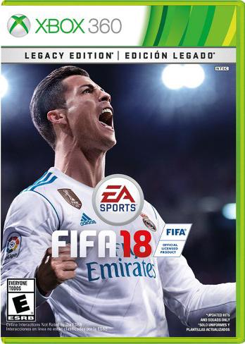 FIFA Soccer 2018 18