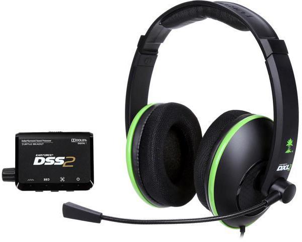Headset - Turtle Beach DXL1