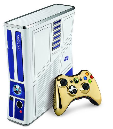 320GB Star Wars Console Bundle