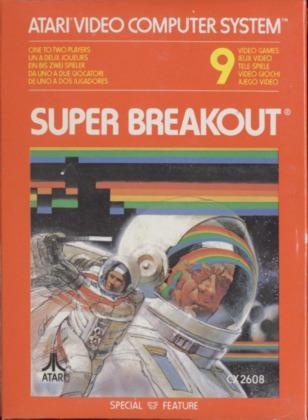 Super Breakout