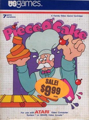 Piece O Cake