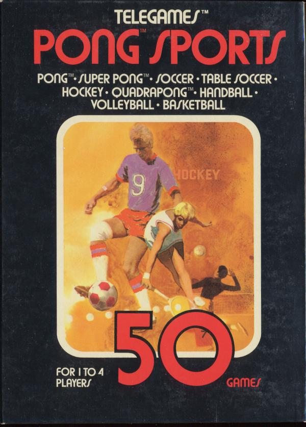 Pong Sports