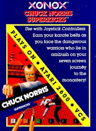 Chuck Norris Superkicks