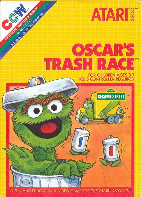 Oscars Trash Race