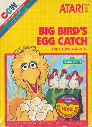 Big Birds Egg Catch