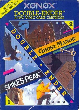 Ghost Manor/Spikes Peak