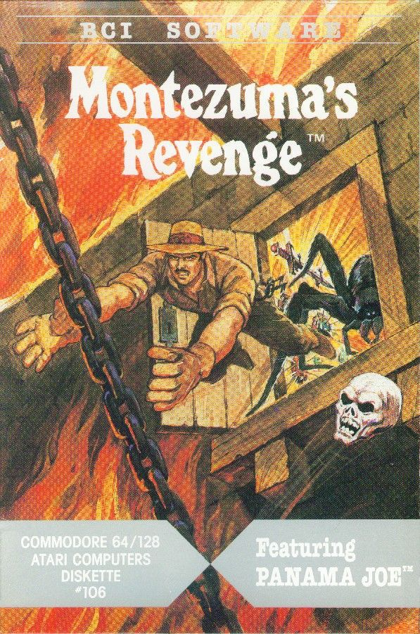 Montezumas Revenge