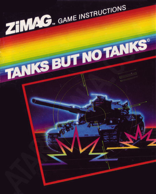 Tanks But No Tanks