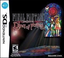 Final Fantasy Crystal