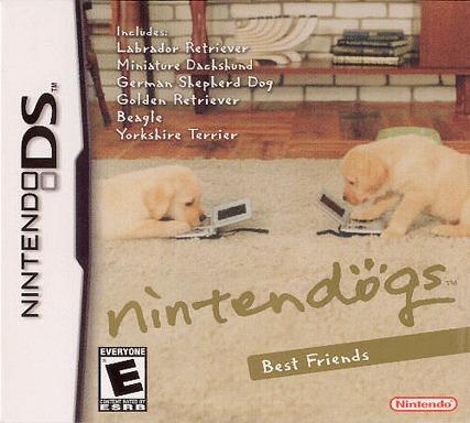 Nintendogs - Best Friends