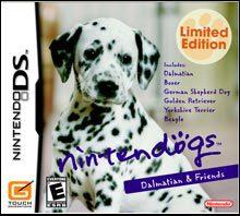 Nintendogs - Dalmatian