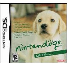 Nintendogs - Lab