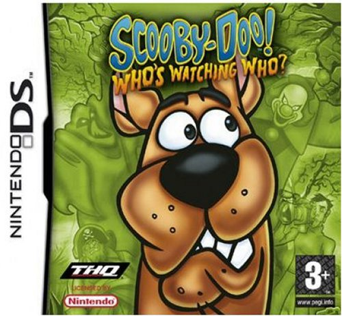 Scooby Doo: Whos Watching Who