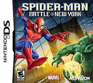 Spider-Man Battle for New York