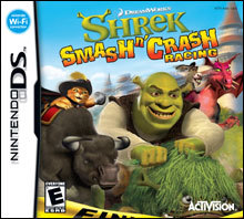 Shrek Smash & Crash Racing
