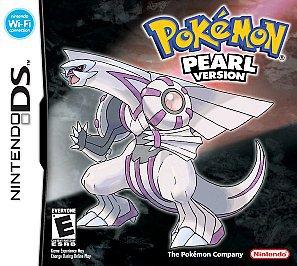 Pokemon Pearl Version