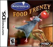 Ratatouille: Food Frenzy