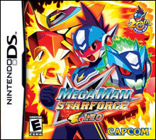 Mega Man Starforce Leo