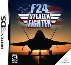 F 24 Stealth Fighter
