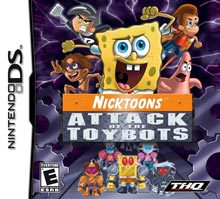 Nicktoons Attack of the Toybot