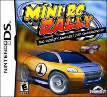 Mini RC Rally