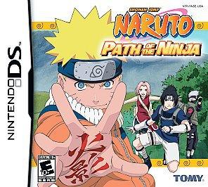 Naruto Path of the Ninja