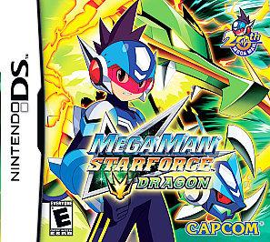 Mega Man Starforce Dragon