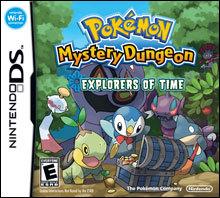 Pokemon Mystery Dungeon: EOT