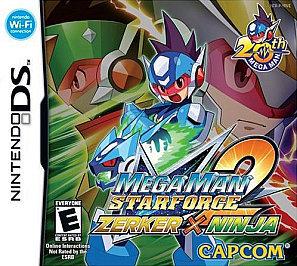 Mega Man Starforce 2