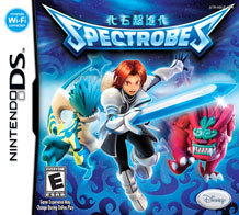 Spectrobes Collectors Edition