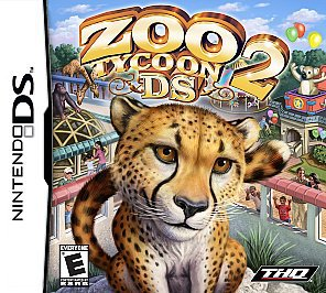 Zoo Tycoon DS 2