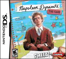 Napoleon Dynamite The Game