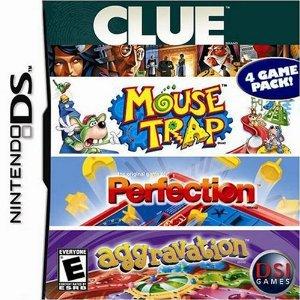 Clue, Mouse Trap, Aggravation