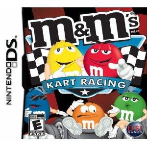 M & Ms Kart Racing