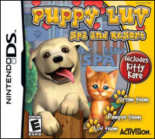 Puppy Luv Spa and Resort