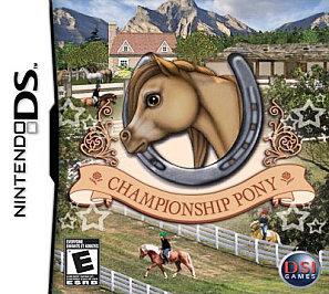 Championship Pony