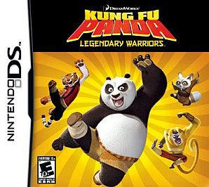Kung Fu Panda Legendary