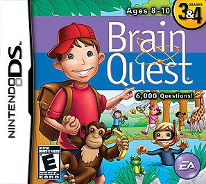 Brain Quest: Grades 3 & 4