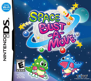 Space Bust-A-Move