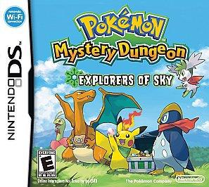 Pokemon Mystery Dungeon: EOS