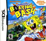 Spongebobs Boating Bash