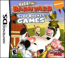 Barnyard Slop Bucket Games