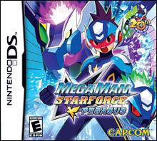 Mega Man: Starforce Pegasus