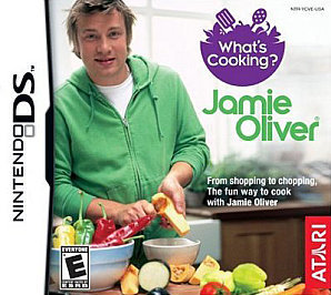 Jamie Oliver: Whats Cooking?